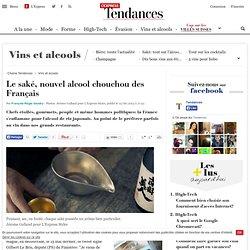 Le saké, nouvel alcool chouchou des Français
