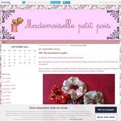DIY: Des chouchous à la pelle... - Le blog de Mademoiselle Petit Pois
