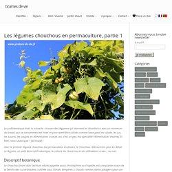 Les légumes chouchous en permaculture, partie 1 - Graines de vie Oasis co-créastère