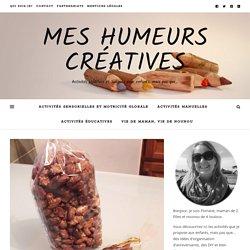 Chouchous, recette maison - Mes humeurs créatives