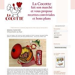 Choucroute au four