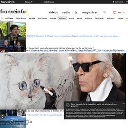 Choupette, la chatte de Karl Lagerfeld, peut-elle vraiment hériter d'une partie de sa fortune ?
