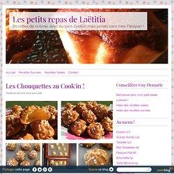 Les Chouquettes au Cook'in ! - RECETTE FLEXIPAN GUY DEMARLE - Conseillère Guy Demarle dans le Vaucluse (84)