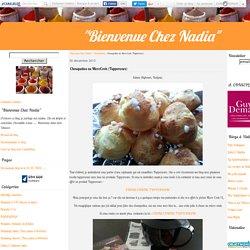 "Chouquettes au MicroCook (Tupperware) - ""Bienvenue Chez Nadia"""