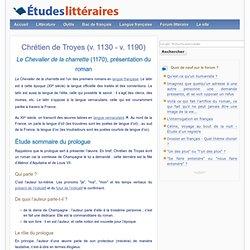 Chrétien de Troyes, Le Chevalier de la charrette