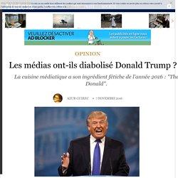 Les médias ont-ils diabolisé Donald Trump ? - Opinion - Aleteia : la source c...