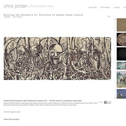 Histoire des Arts - Chris Jordan, OGM Monsanto