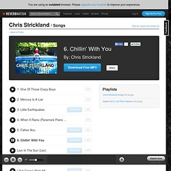 Chris Strickland Songs