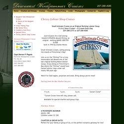 Downeast Windjammer Cruises & Ferries