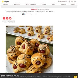 I Tried Chrissy Teigen's Everything Bagel Pigs in a Blanket