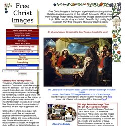 Free Christ Images, High Resolution Images, Christian Art