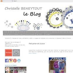 le blog: Petit panier de couture