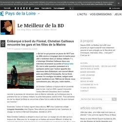 """BD : """"Embarqué"""" de Christian Cailleaux"""