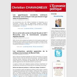 Christian CHAVAGNEUX