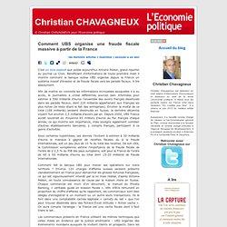 Comment UBS organise une fraude fiscale massive à partir de la France