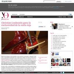 Christian Louboutin gana la exclusividad de la suela roja | Moda | yodona.com