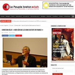 Christian Vélot : « bien sûr que les OGM existent en France ! »
