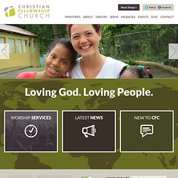 Christian Fellowship Church | Evansville, IN
