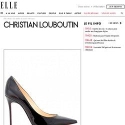 Christian Louboutin : l'histoire mode de la marque, ses derniers défilés