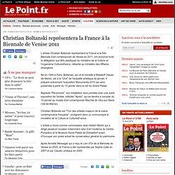 Christian Boltanski représentera la France à la Biennale de Venise 2011, actualité Culture : Le Point
