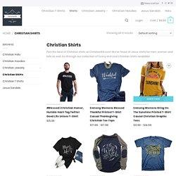 Christian Shirts for Men, Women & Kids! Cheap Jesus Shirts!