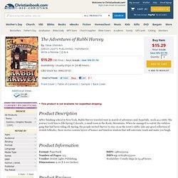 The Adventures of Rabbi Harvey: Steve Sheinkin: 9781580233101