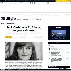 Moi, Christiane F. 51 ans, toujours vivante