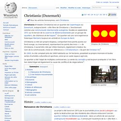 Christiania (Danemark)