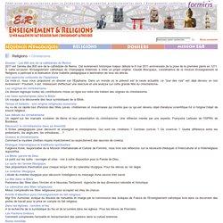 Christianisme - Enseignement et religions - Formiris