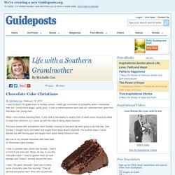 Chocolate Cake Christians