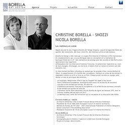 Christine Borella - BORELLA ART DESIGN