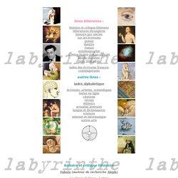 Christine Genin - labyrinthe - liens