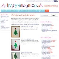 Christmas Cards to Make