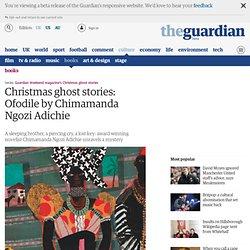 Christmas ghost stories: Ofodile by Chimamanda Ngozi Adichie