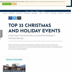 Christmas Events In Colorado Springs, CO - Visit Colorado Springs