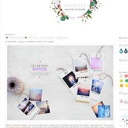 ★{Christmas}★ #8 Les étiquettes cadeaux