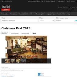 Christmas Past 2013