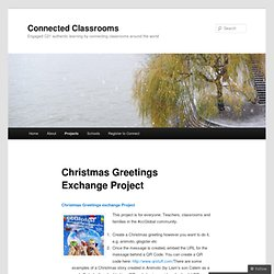 Christmas Greetings Exchange Project
