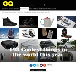 Christmas gift guide for men: 198 Coolest things in the world this year
