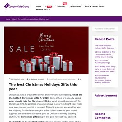 Christmas Holidays Gifts Offer