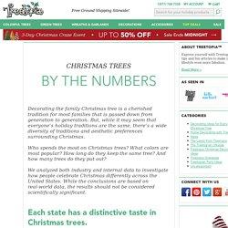 Christmas Tree Statistics - Treetopia