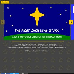 Christmas Story Comic for all ages!