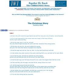 The Christmas Story, King James Version (KJV)