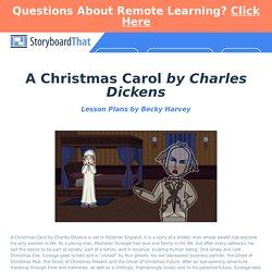 A Christmas Carol Summary & Activities