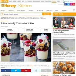 Fulton family Christmas trifles recipe - 9kitchen