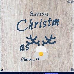 Saving Christmas by Wojciech Pachniewski on Genially