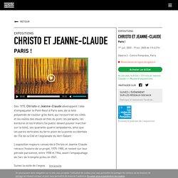 Christo et Jeanne-Claude - Paris !