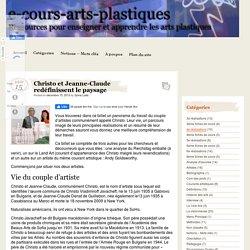Présentation, vie des artistes Christo et Jeanne-Claude