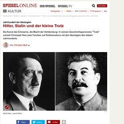 """""""Trutz"""" von Christoph Heinüber eine Biographie zwischen Hitler und Stalin"""