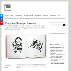 Words by Christoph Niemann – Creative Review